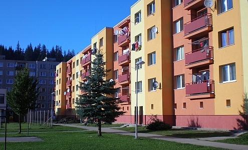 Obnova bytového domu – Trstená3 | Z - MONT, s.r.o.
