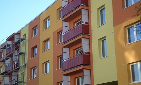 Obnova bytového domu – Trstená4 | Z - MONT, s.r.o.